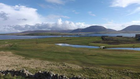Stromness Golf Club Cover Picture