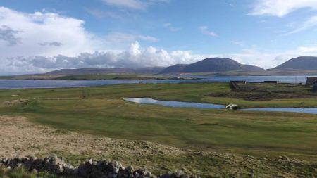 Stromness Golf Club Cover