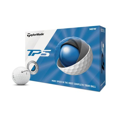 Golf Ball TP5 (2019) made by TaylorMade