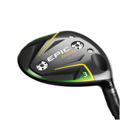 Golf Fairway Wood Epic Flash Sub Zero made by Callaway Golf