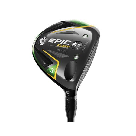 Golf Fairway Wood Epic Flash Sub Zero made by Callaway