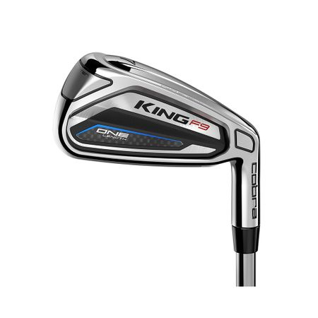 Golf Irons King F9 One Length made by Cobra
