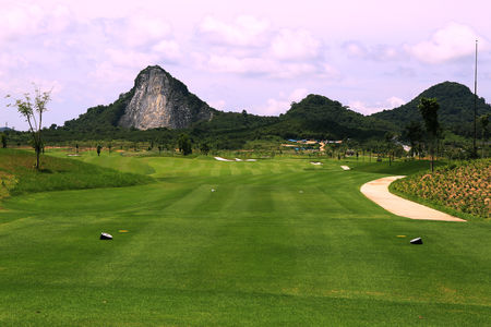 Overview of golf course named Chee Chan Golf Resort