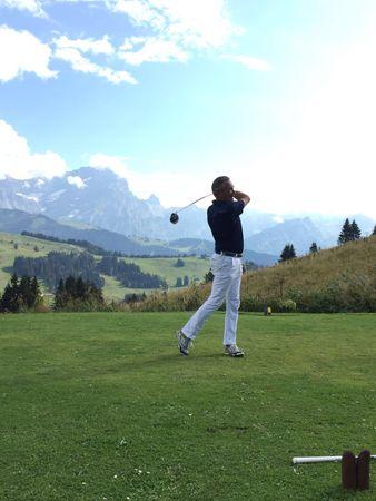 Profile cover of golfer named Jean-Noel Bioul