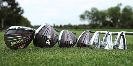 Srixon Golf Cover