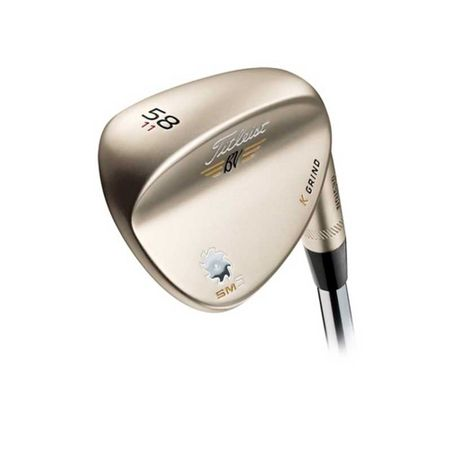 Wedge 2014 Vokey SM5 Gold Nickel Design from Titleist