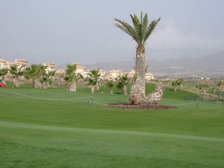 Overview of golf course named United Golf Resort La Tercia