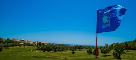 Overview of golf course named Real Club de Golf Campoamor
