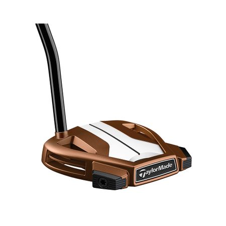 Golf Putter Spider X Copper Single Bend made by TaylorMade Golf
