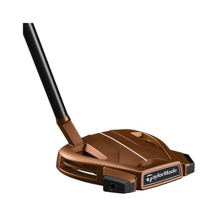 Golf Putter Spider X Copper Single Sightline made by TaylorMade Golf