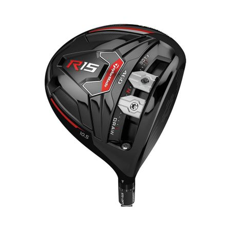 Driver R15 Black from TaylorMade