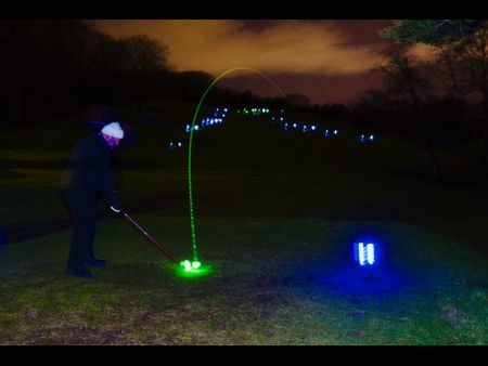 Hosting golf course for the event: Night Golf