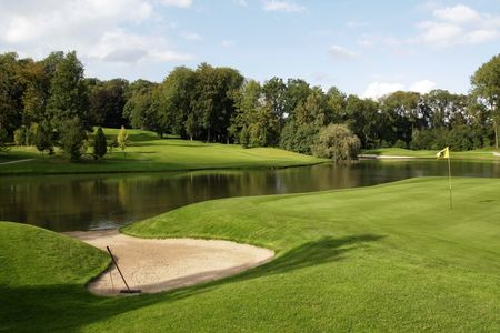 Overview of golf course named Chateau de La Tournette Golf Club - The American Course