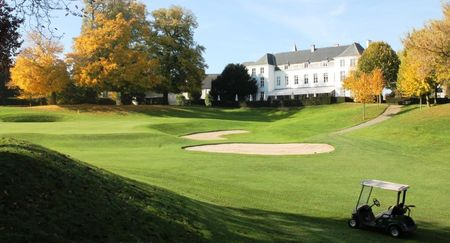 Overview of golf course named Chateau de La Tournette Golf Club - The Orival Course
