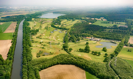 Landgoed Bergvliet Golf Course Cover Picture