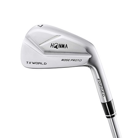 Irons TW747 Rose Proto from Honma