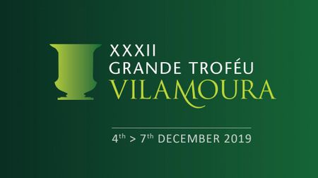 Hosting golf course for the event: XXXII Grande Troféu Vilamoura