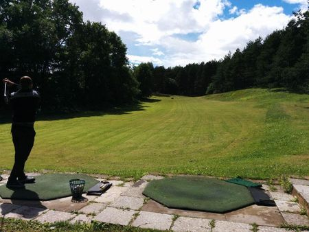 Elnias Golf Club Cover Picture
