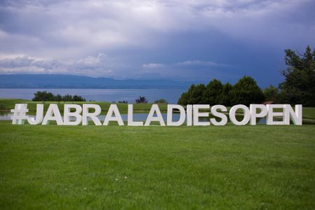 Jabra Ladies Open Cover