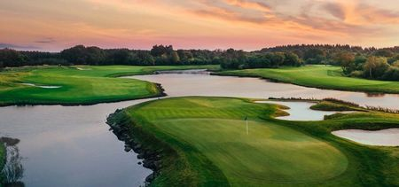 Scandinavian Golf Club - New Course Cover Picture