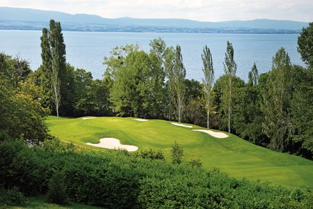 Hosting golf course for the event: Evian Resort Pro-Am