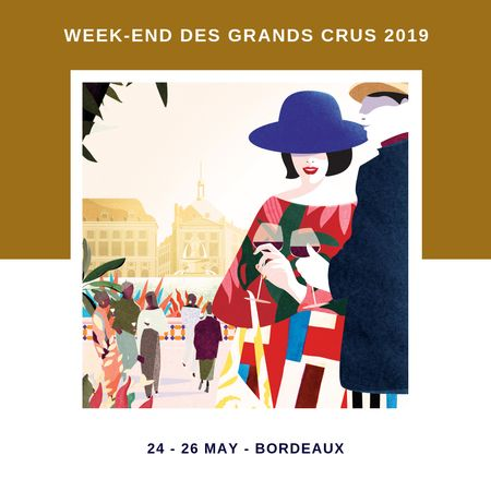 Hosting golf course for the event: Bordeaux Grands Crus weekend