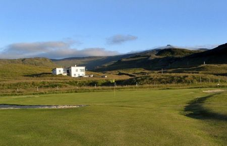 Jokull Golf Course Cover Picture