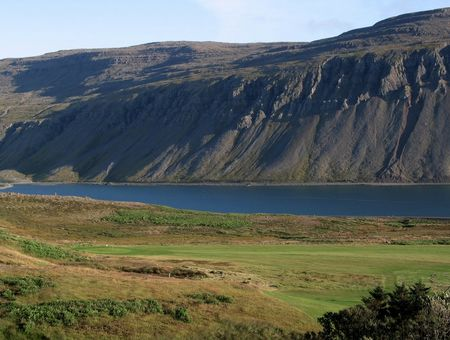 Patreksfjordur Golf Course Cover Picture
