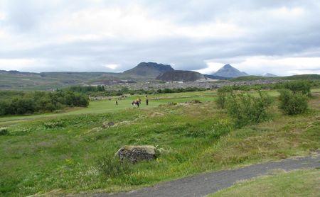 Glanni Golf Course Cover