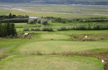 Leifsstadir Golf Course Cover Picture
