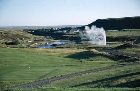 Hveragerdi Golf Course Cover Picture