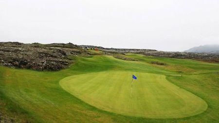 Sandgerdi Golf Course Cover Picture