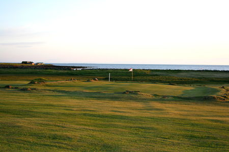 Alftanes Golf Course Cover Picture
