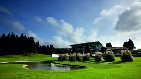 Terceira Island Golf Club Cover