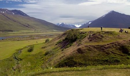 Olafsfjordur Golf Course Cover Picture