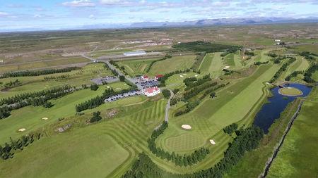 Borgarnes Golf Course Cover Picture