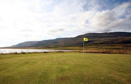 Thorisstadir Golf Course Cover Picture