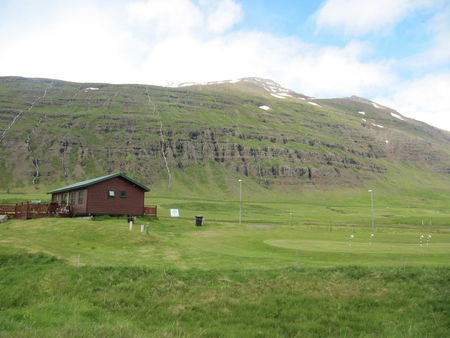 Seydisfjordur Golf Course Cover Picture