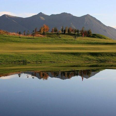 Hamar Golf Course Cover