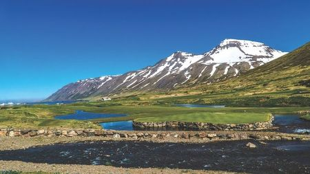 Siglufjordur Golf Course Cover Picture