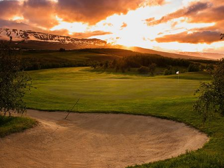 Akureyri Golf Course Cover Picture