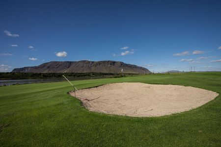 Overview of golf course named Selfoss Golf Course