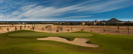 Overview of golf course named Cabo San Lucas Country Club