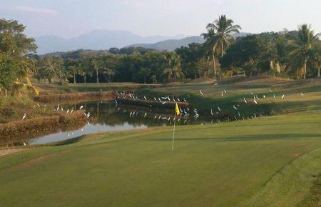 Club de Golf Marina Ixtapa Cover