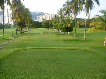 Acapulco Club de Golf Cover