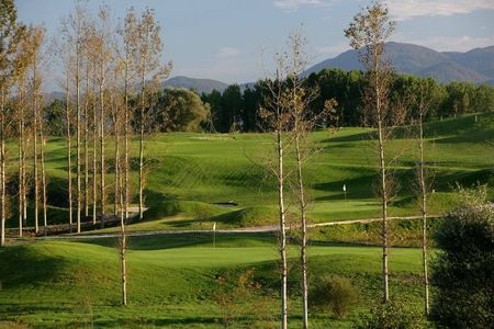 Overview of golf course named Golf Trnovo Ljubljana