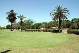 Club de Golf de Ciudad Obregon Cover