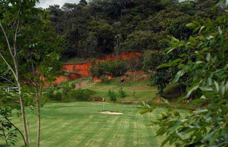 El Santuario Club de Golf Cover
