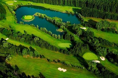 Overview of golf course named Golf Ptuj