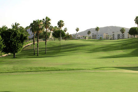 Punta Sur Golf Course Cover